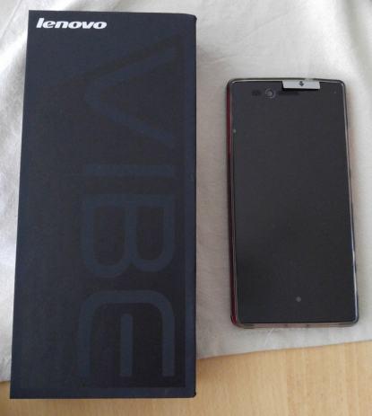 LENOVO VIBE SHOT Nov 3GB RAM 32 GB ROM
