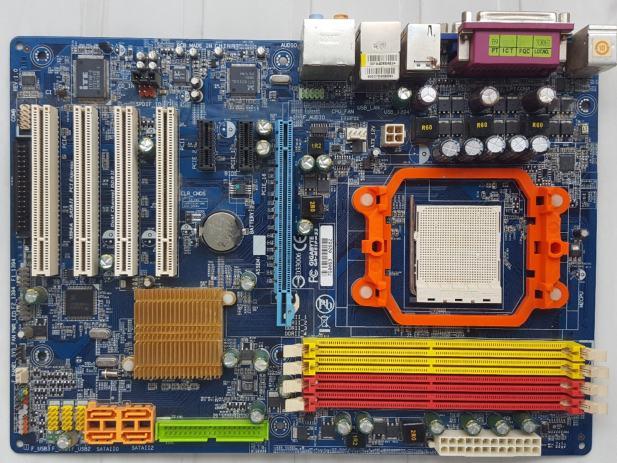 GIGABYTE GA-M61P-S3 NVIDIA SATA RAID DRIVER