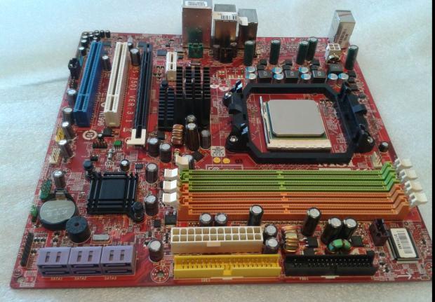 MSI K9A2GM-FD/FIH/FIH-S Driver Windows