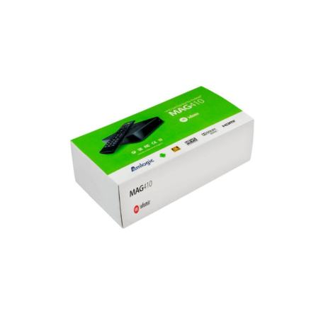MAG410 4K ANDROID IPTV STB, wifi modul,