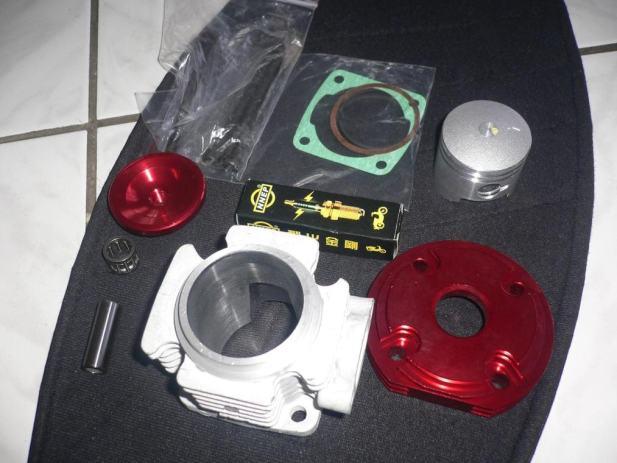big bore tuning kit za mini bike poket bike mini cross mini. Black Bedroom Furniture Sets. Home Design Ideas