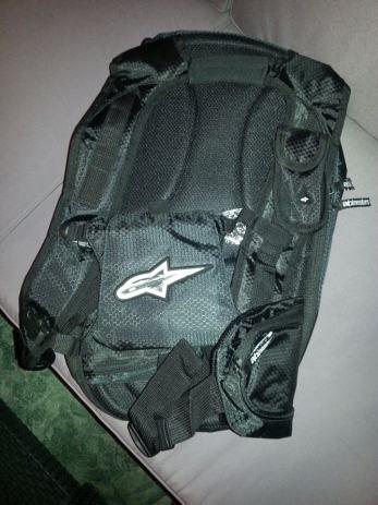 b55a6e5358 Motoristički ruksak Alpinestars Tech Aero