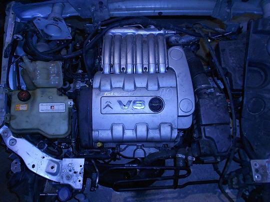 Motor za: Citroen C5 3.0, V6 2006