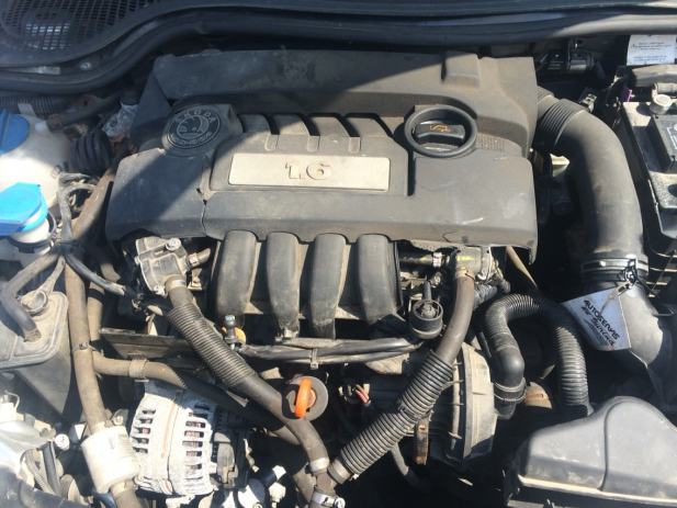Škoda octavia motor 1.6 benzin