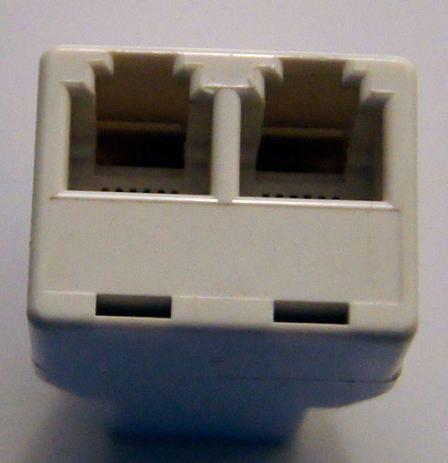 ADSL splitter - Novo!