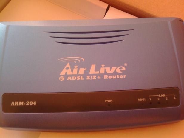 Air Live ARM-204 A New