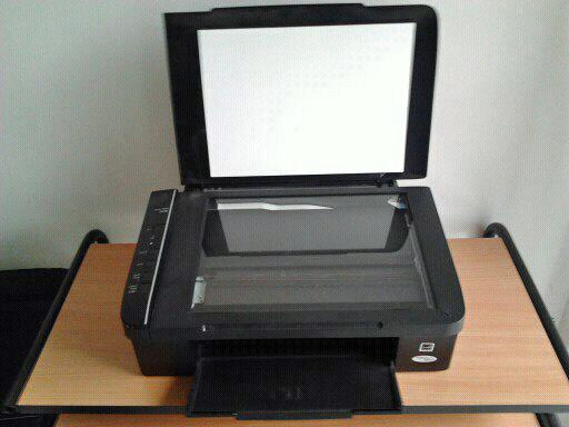 how to clean epson nx115