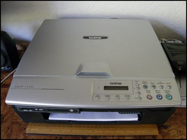 Brother DCP-117C Printer Download Driver