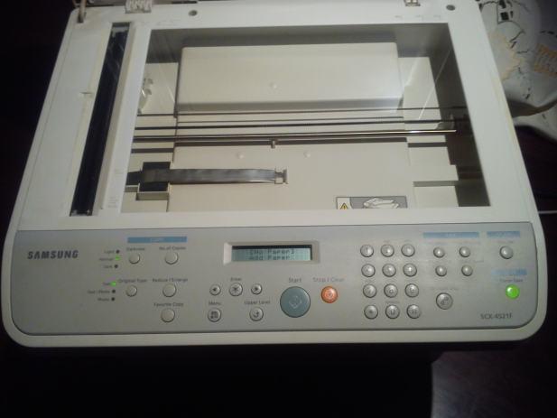 samsung scx 4521f laser printer fax skener kopirka. Black Bedroom Furniture Sets. Home Design Ideas