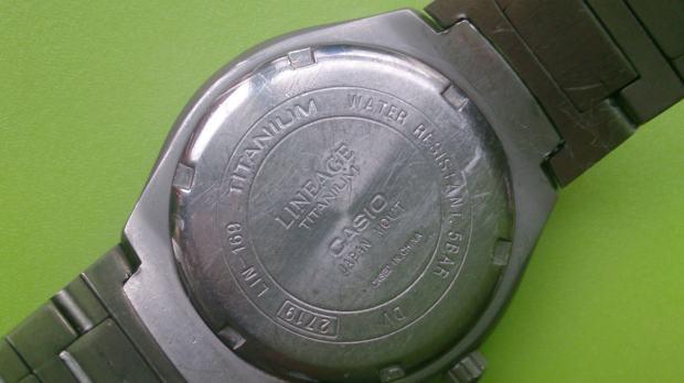 Купить Часы casio lineage wr50m б/у в Нижнем Новгороде
