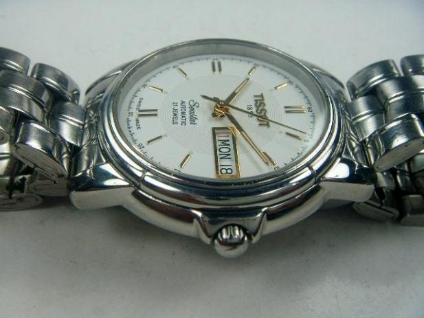 Tissot seastar automatic 21 jewels cnjbvjcnm