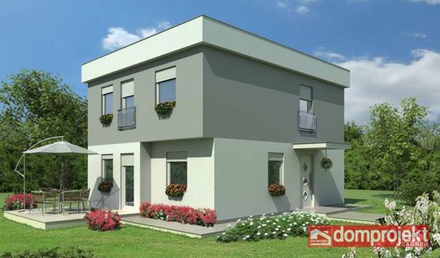 Montažna kuća 141 m2 Kristina
