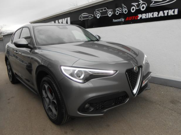 alfa romeo stelvio 2 2 mjt super plus q4 2017 god. Black Bedroom Furniture Sets. Home Design Ideas