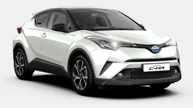 Toyota C-HR 1.8 HYBRID C-LUB, AKCIJA ! UŠTEDA ČAK 25.000 ...