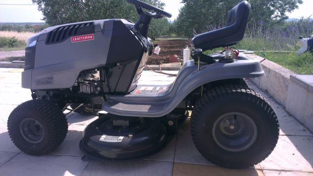 Kosilica za travu craftsman 17 5 hp for Craftsman 17 5 hp motor