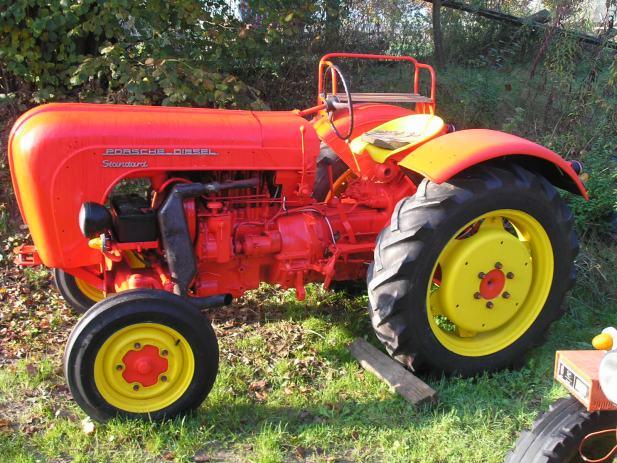 Traktor porsche standard