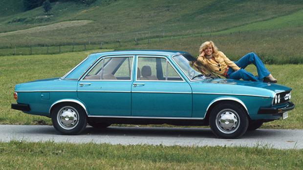 Dijelovi za Audi 100 C1 - Coupe, GL, LS, S, ... (1969-1976)