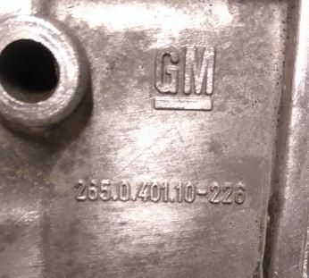 Opel Getrag 265 mjenjač