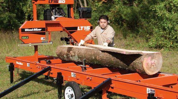 Tračne Pile Za Drvo Flexback Pilane Woodmizer