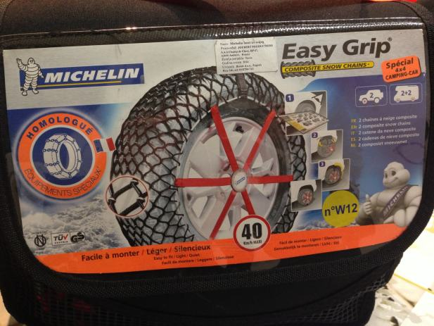 easy grip michelin lanci za snijeg w12. Black Bedroom Furniture Sets. Home Design Ideas