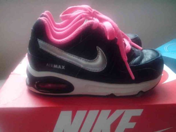 air max crno roze