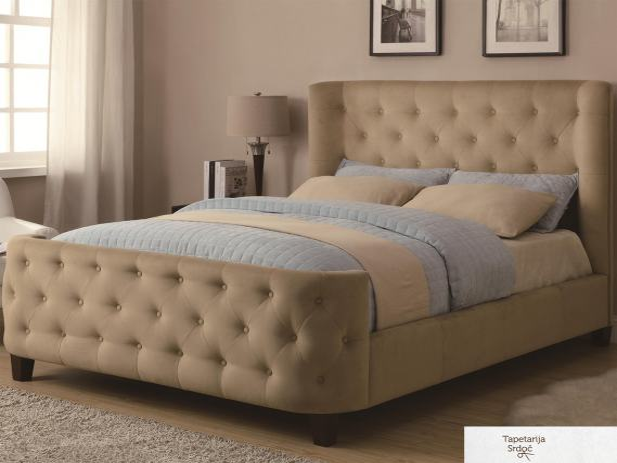 Tapeciranje Kreveta Uzglavlja Za Krevete