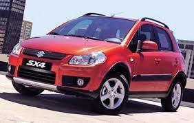 Suzuki Sx Rabljeni