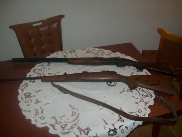 Prodajem Lovačke puške