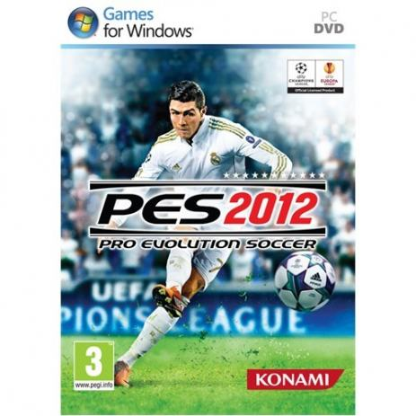 PES 2012 PC igra / Pro Evolution Soccer 2012 / ORIGINAL!!!