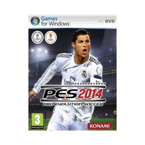 PES 2014 PC igra / Pro Evolution Soccer 2014 / ORIGINAL! STIGAO! HIT !