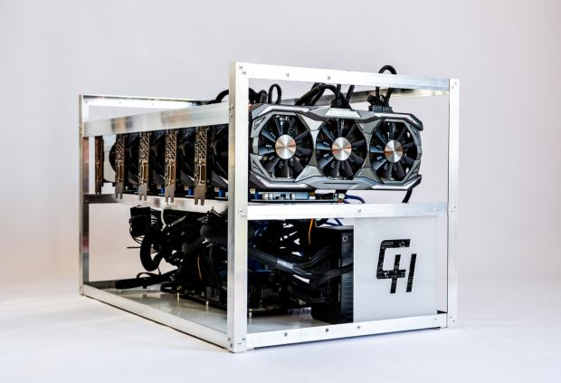 how to build a gtx 1070 mining rig