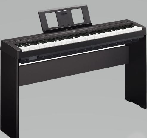 yamaha p 45b stage piano set. Black Bedroom Furniture Sets. Home Design Ideas