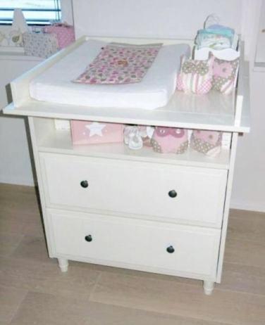 komoda za previjanje beba hemnes ikea. Black Bedroom Furniture Sets. Home Design Ideas