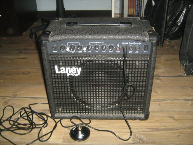 LANEY HARDCORE MAX HCM30 USER MANUAL Pdf