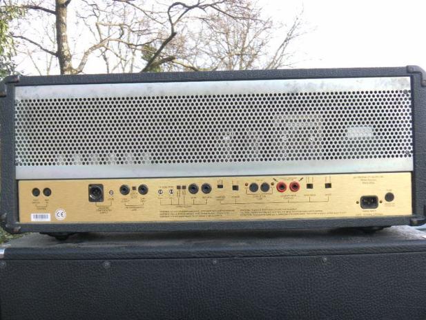 marshall 6100 30th anniversary Marshall 6100 Footswitch Marshall 6100 Schematic