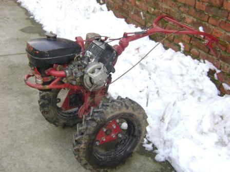MOTOKULTIVATOR IMT-506