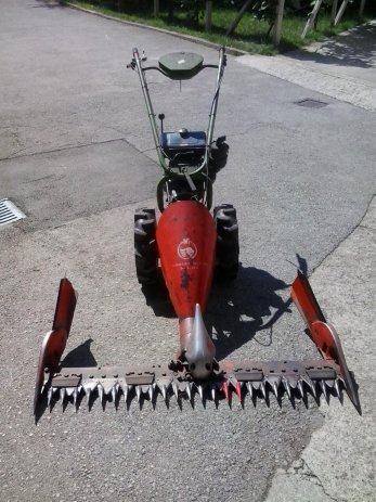MOTOKULTIVATOR LOMBARDINI