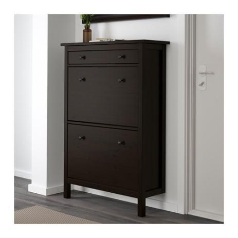 ormar za cipele ikea hemnes. Black Bedroom Furniture Sets. Home Design Ideas