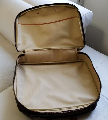 794ebc7e57865 Louis Vuitton monogram Alize 24 Heures