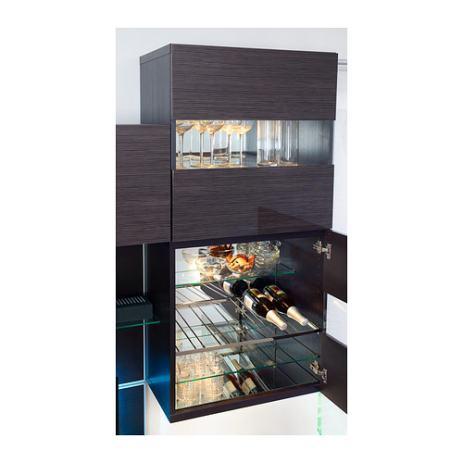 led lampe ikea novo. Black Bedroom Furniture Sets. Home Design Ideas