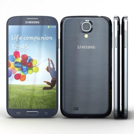 samsung galaxy s4 black box  Samsung Galaxy S4 i9505