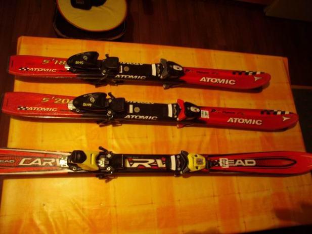 Carving skije za djecu