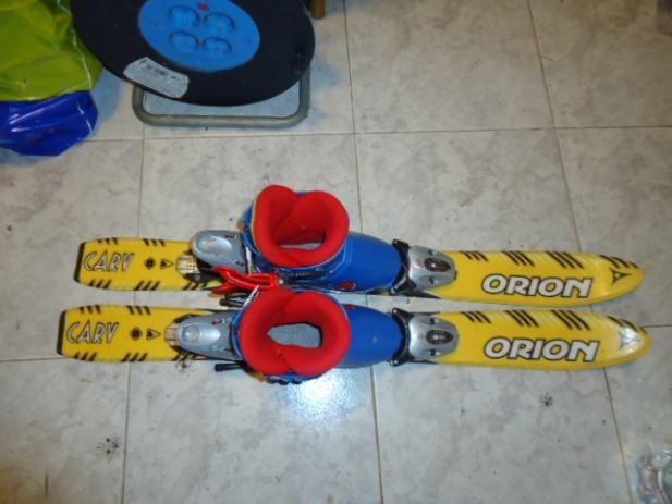 Dječje carving skije orion cm pancerice solomon br