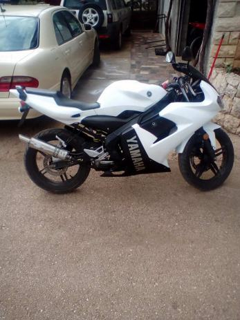 Yamaha TZR 50 Cm3 2005 God