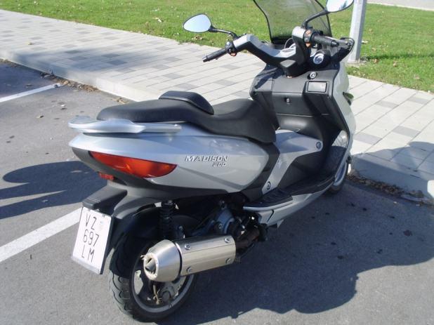 Malaguti madison s 200 2003 god for Madison motors madison va