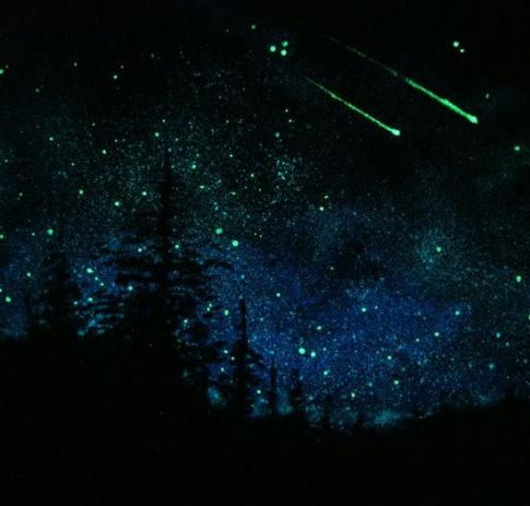 Dekoracije Zvjezdano Nebo