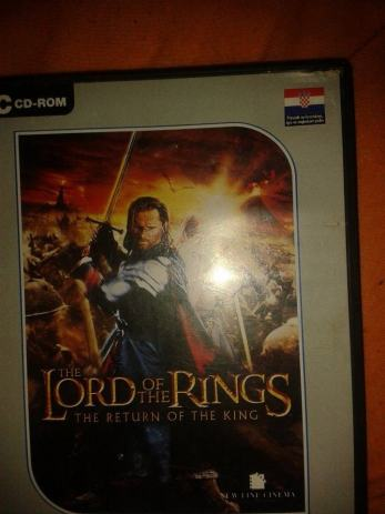 Lord Of Rings Return Of The King Cheats