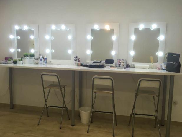 Make Up Stoel : Make up stol pult
