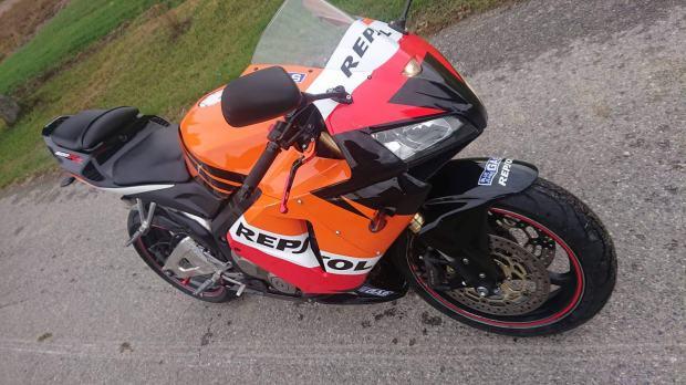 Honda Cbr600rr Repsol 599 Cm3 2005 God