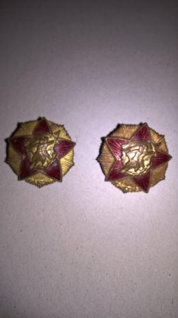 Opirnije Prodajem Dvije Petokrake Partizana Veterana 2svjetskog Rata